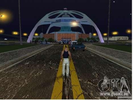 Le nouvel aéroport, Los Santos pour GTA San Andreas