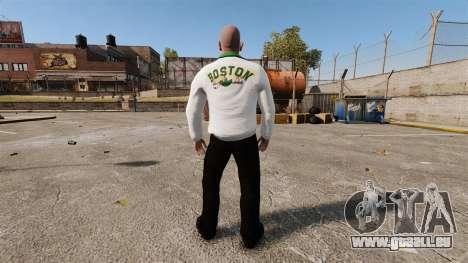 Habits neufs pour Brucie pour GTA 4 secondes d'écran