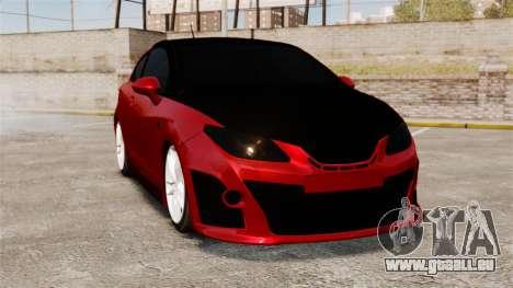 SEAT Ibiza pour GTA 4