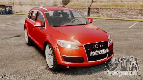 Audi Q7 pour GTA 4