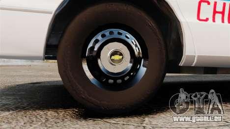 Chevrolet Caprice 1994 [ELS] für GTA 4 Rückansicht