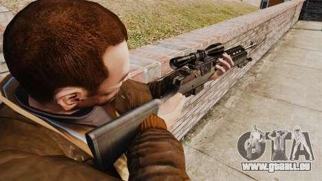 M21 sniper rifle v2 pour GTA 4 secondes d'écran