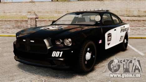 Dodge Charger Pursuit 2012 [ELS] für GTA 4