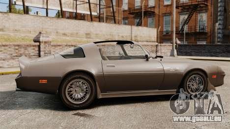Imponte Phoenix 455 RS für GTA 4 linke Ansicht