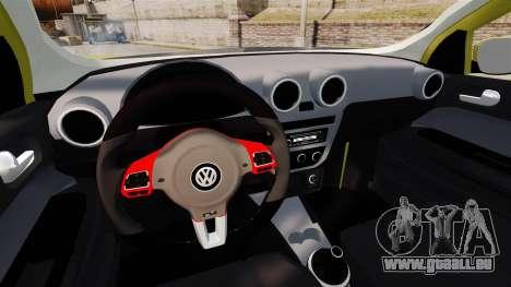 Volkswagen Gol G6 für GTA 4 Seitenansicht