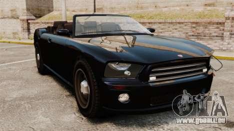 Limousine de Buffalo pour GTA 4