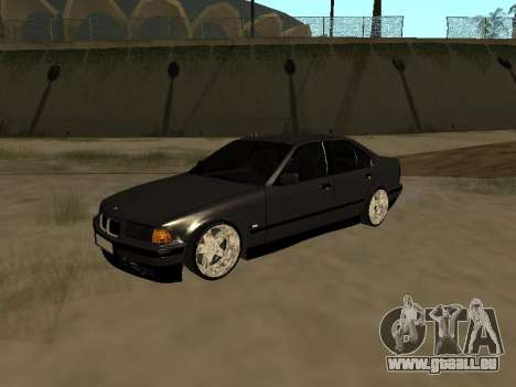 BMW 320i E36 für GTA San Andreas