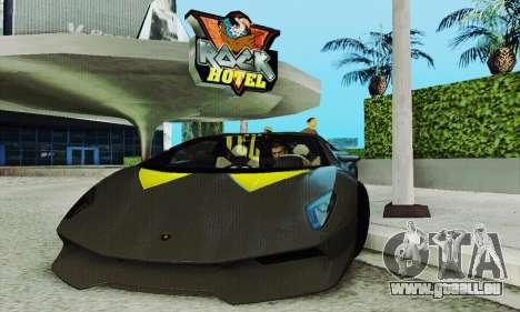 Lamborghini Sesto Elemento für GTA San Andreas