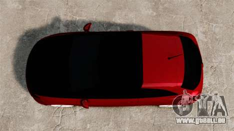 SEAT Ibiza pour GTA 4 est un droit