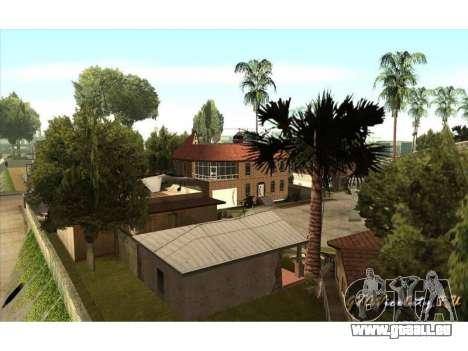 New CJ House für GTA San Andreas dritten Screenshot