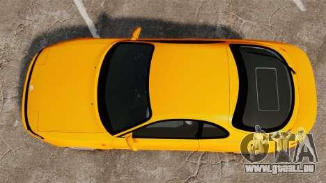 Toyota Celica ST185 GT4 für GTA 4 rechte Ansicht
