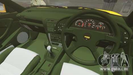 Toyota Celica ST185 GT4 für GTA 4 Rückansicht