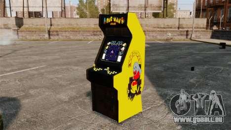 Nouvelle machine à sous pour GTA 4
