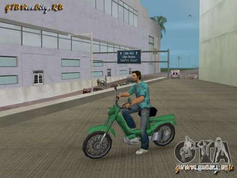 Roller 103sp für GTA Vice City