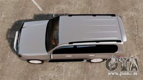 Toyota Land Cruiser 100 pour GTA 4 est un droit