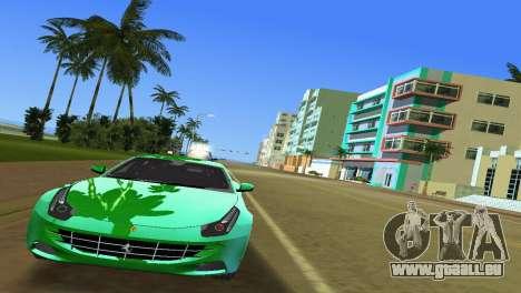 Ferrari FF 2011 für GTA Vice City