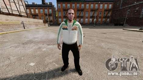 Habits neufs pour Brucie pour GTA 4
