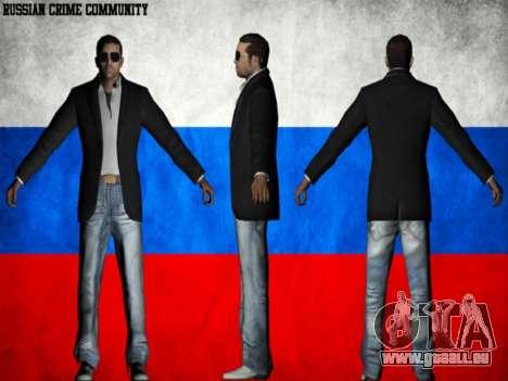 Russian Crime Community pour GTA San Andreas cinquième écran