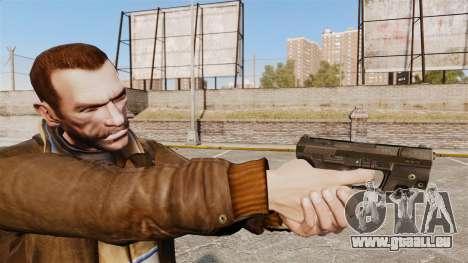 Walther P99 pistolet semi-automatique v1 pour GTA 4