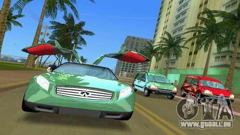 Infiniti Triant pour GTA Vice City
