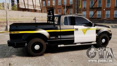 Ford F-150 v3.3 State Trooper [ELS & EPM] v1 für GTA 4 linke Ansicht