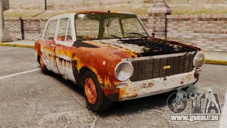 Tofas Serce Rusty für GTA 4
