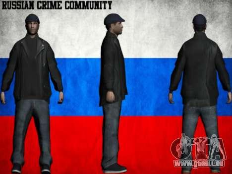 Russian Crime Community pour GTA San Andreas sixième écran