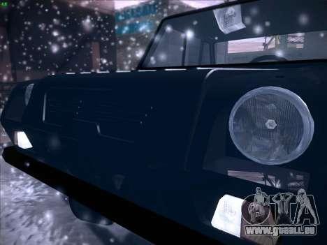 SeAZ-3D pour GTA San Andreas vue de côté