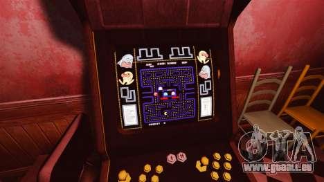 Nouvelle machine à sous pour GTA 4 secondes d'écran