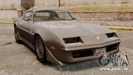 Imponte Phoenix 455 RS pour GTA 4