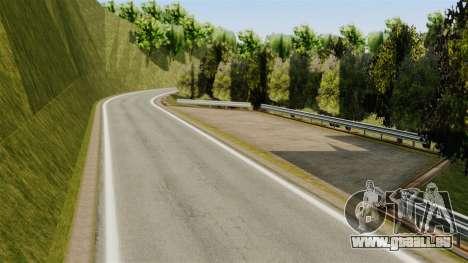 Takahiro Hill pour GTA 4 cinquième écran