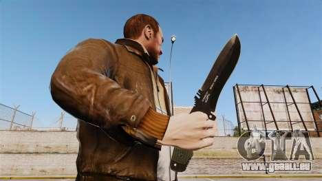 Couteau tactique v3 pour GTA 4