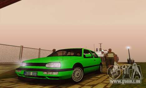 Volkswagen Golf Mk3 GTi 1997 pour GTA San Andreas