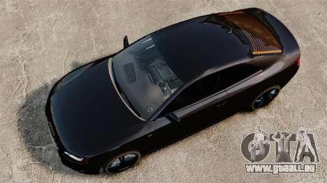 Audi S5 für GTA 4 rechte Ansicht