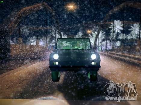 Serpuchowski Awtomobilny Sawod-3D für GTA San Andreas Rückansicht