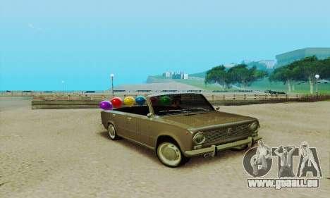 VAZ 2101 Cabrio für GTA San Andreas