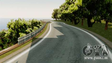Takahiro Hill für GTA 4 weiter Screenshot