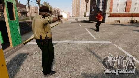 Polizei-Wachen für GTA 4