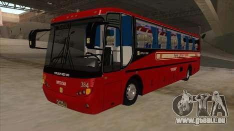 Bagong Lipunan Transit BM 384 für GTA San Andreas
