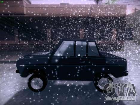 Serpuchowski Awtomobilny Sawod-3D für GTA San Andreas obere Ansicht