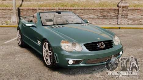 Mercedes-Benz SL65 2007 AMG v1.2 für GTA 4