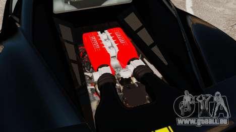 Ferrari 458 Italia 2010 Wheelsandmore 2013 für GTA 4 rechte Ansicht