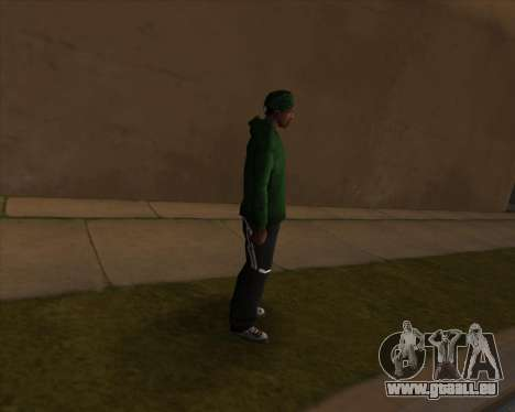 Markt Sport Kleidung für GTA San Andreas dritten Screenshot