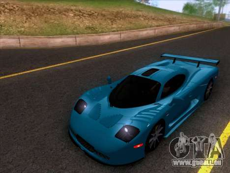 Mosler MT900S 2010 V1.0 für GTA San Andreas linke Ansicht