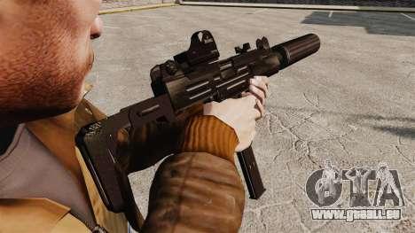 Tactique Uzi v1 pour GTA 4 secondes d'écran