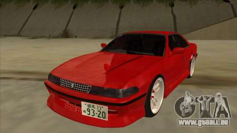 Toyota Chaser JZX81 Touge Style pour GTA San Andreas