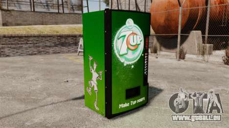 7 up Automaten für GTA 4 Sekunden Bildschirm