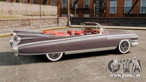 Cadillac Eldorado 1959 v1 pour GTA 4 est une gauche