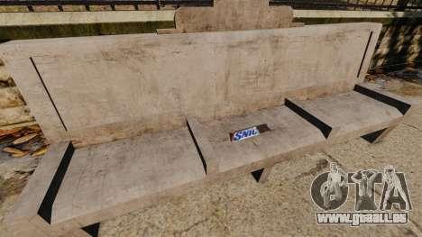 Barre de chocolat Snickers pour GTA 4
