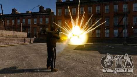 FIM-92 Stinger MANPADS für GTA 4 weiter Screenshot